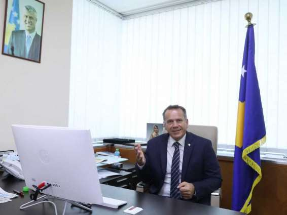 Kosovo's Nobel-nominated deal with Serbia, ties with Israel prove faith in dialogue: Envoy