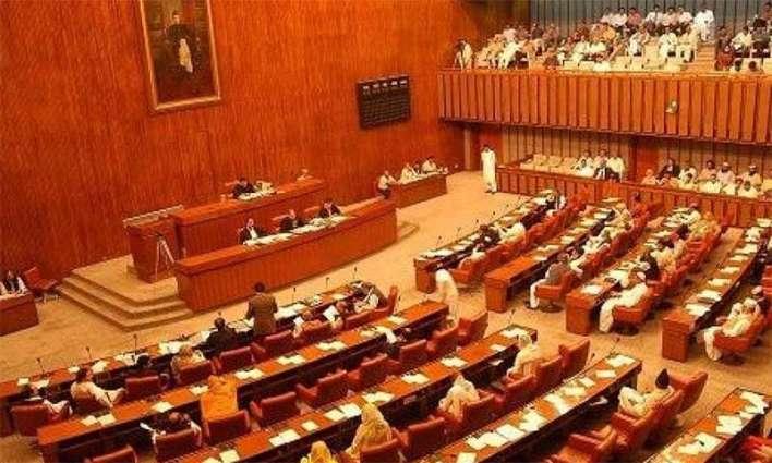 Govt believes in strengthening of religious seminaries, Senate told