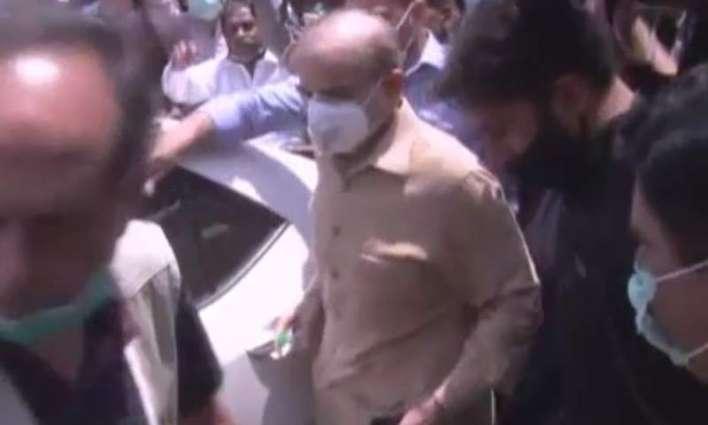 LHC extends till Sept 24 bail of Shehbaz Sharif in assets beyond means case