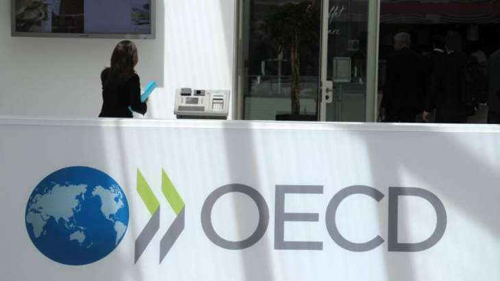 OECD Expects Russia's GDP to Decline by 7.3% in 2020