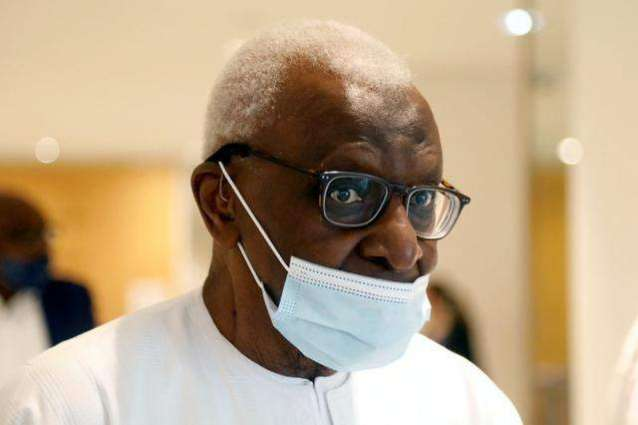 Paris Court Sends Ex-IAAF Chief Diack to Prison for Corruption in Russia Doping Scandal