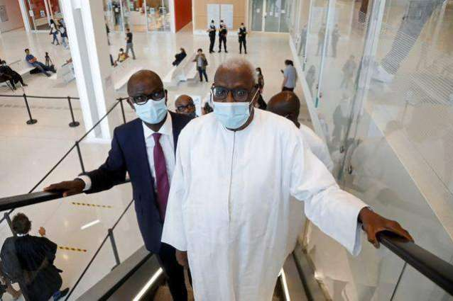 Ex-IAAF Chief Diack's Lawyers Say Will Appeal Paris Court's Verdict
