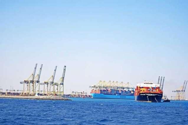 ميناء الملك عبدالله يشهد زيادة نوعية في مناولة البضائع ذات الأهمية الحيوية