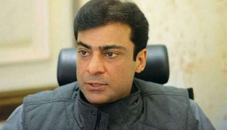 Hamza Shehbaz taken to Jinnah Hospital for medical check after contracting Covid-19