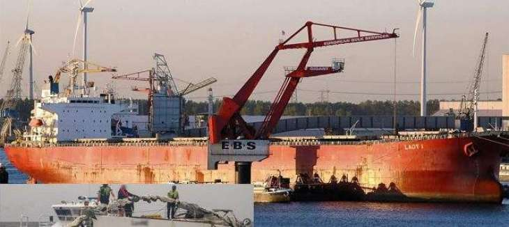 Russian Embassy: Ship Owner Discussing Crew Ransom, Ship Captured Near Equatorial Guinea
