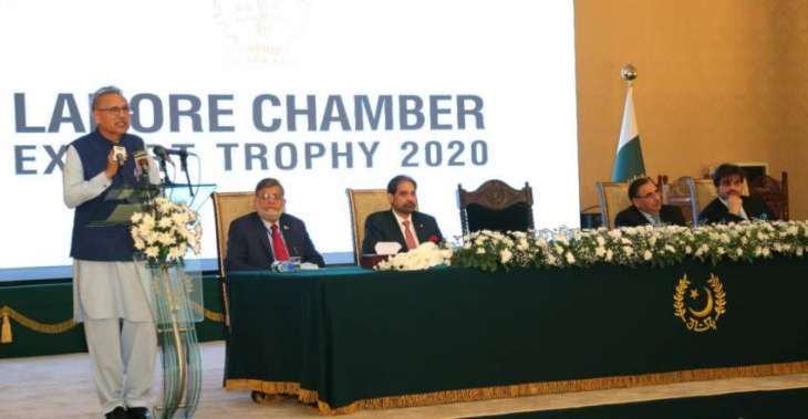 Peace in Afghanistan a great opportunity for Pakistani Businesses, says President