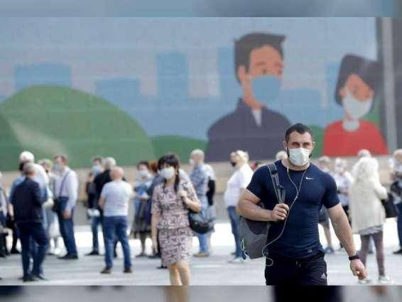 """روسيا تسجل 134 وفاة و 5905 إصابات جديدة بـ """"كورونا"""""""