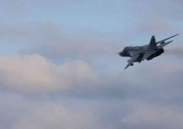 Russian General Staff Notes Growing Incidence of Scrambling Aircraft Over Black Sea