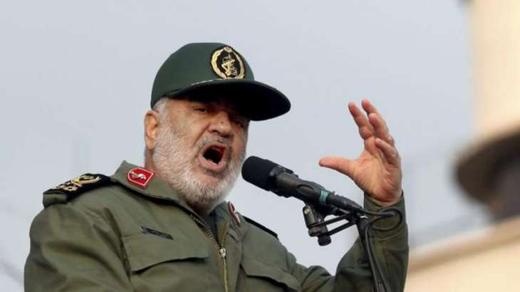 Iran's Revolutionary Guard Chief Vows Revenge Against Those Involved In Soleimani's Death