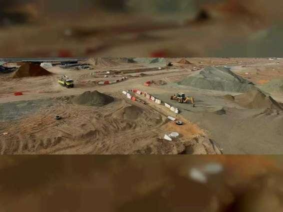 """""""مساندة"""" تطور البنية التحتية لمنطقة غنيمة في العين بـ 97.5 مليون درهم"""