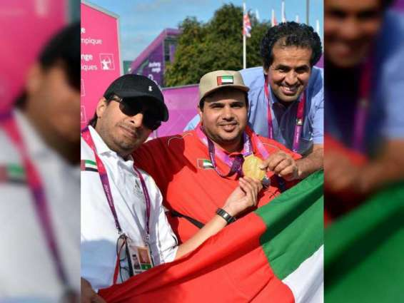 عبد الله العرياني بطل العالم في الرماية: أولمبياد طوكيو هدفي الأول وعالمية العين محطة مهمة في مسيرة الإعداد