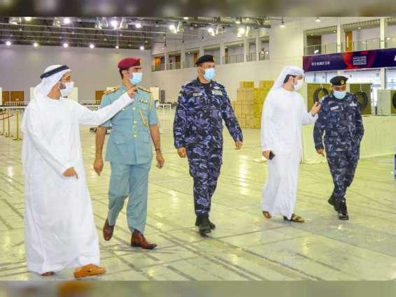 """فريق طوارئ وأزمات الإمارة يعتمد الاجراءات الاحترازية لاستئناف أنشطة """"اكسبو الشارقة"""""""