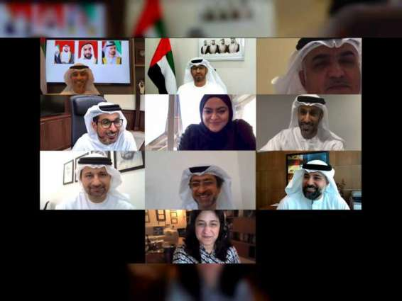 Emirates Development Bank Board of Directors holds first meeting