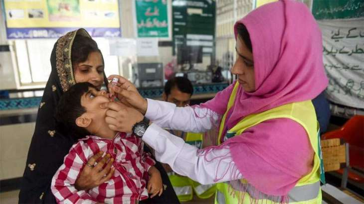 Nationwide polio eradication campaign begins today