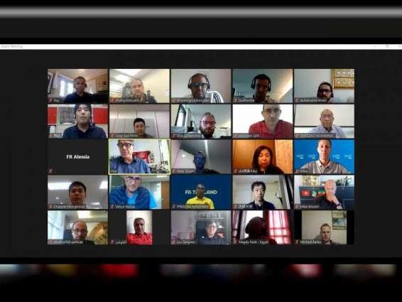"""اتحاد الكرة يُشارك في اجتماع """"الفيفا"""" لمسؤولي تقنية الفيديو"""