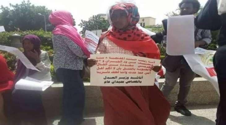 طفلة سودانیة تتعرض للاغتصاب من قبل 14 شخصا