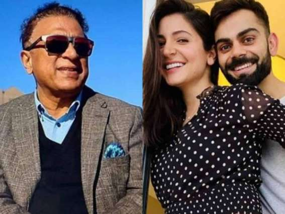 Ansukha reprimands Gavaskar for his commentary about her cricketing at home with hubby