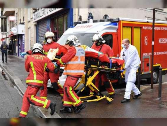 4 جرحى بعملية طعن في باريس