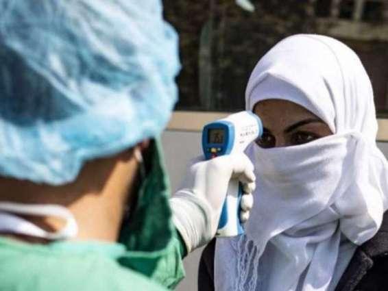 """فلسطين تسجل 5 حالات وفاة و452 إصابة جديدة بـ""""كورونا"""""""