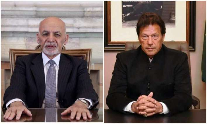 Afghanistan's Ghani Sends Invitation to Pakistani Leader Imran Khan for Official Visit - Kabul
