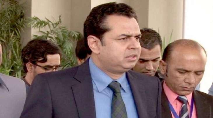 اصابة وزیر الدولة للشوٴون الداخلیة الباکستاني السابق طلال تشادري اثر ھجوم مسلح
