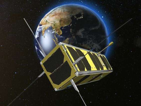 UAE's MeznSat set for launch from Russia tomorrow