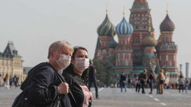 Russia Records 8,135 COVID-19 Cases in Past 24 Hours - Response Center