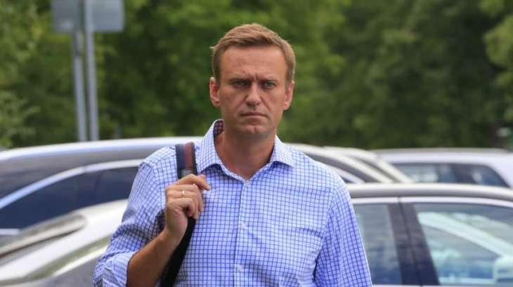 Navalny Confirms That German Chancellor Merkel Paid Visit at Berlin's Charite Hospital