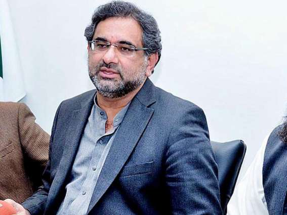 NAB can come and arrest me, says Shahid Khaqan Abbasi