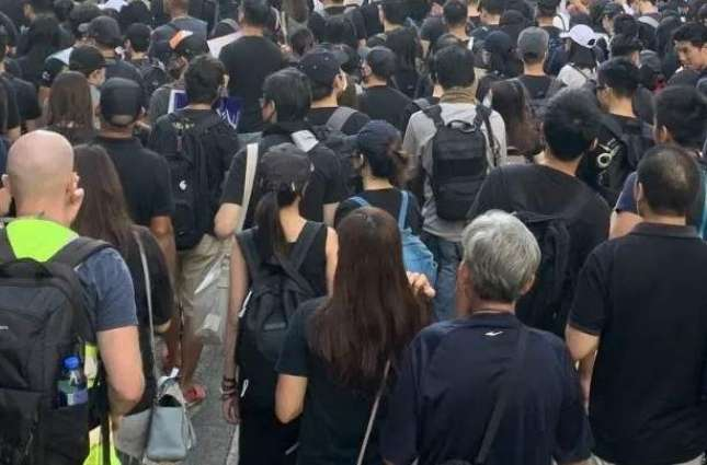 Hong Kong Gov't Warns Employees Against Taking Part in Opposition Rallies - Reports