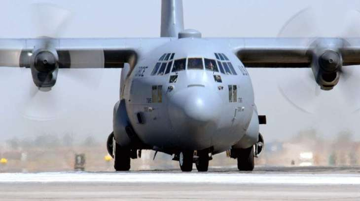 US Military Transport Plane C-130 Hercules Makes Emergency Landing in Odessa - Reports