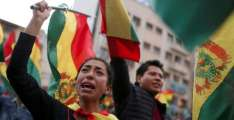 Spain Welcomes Peaceful Development of Election in Bolivia - Foreign Ministry