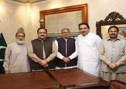 PML-N expels five leaders from party membership for meeting Punjab CM Usman Buzdar