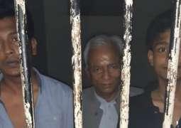 Former PML-N Senator Nehal Hashmi, sons granted bail in police scuffle case