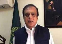 Nawaz Sharif should return and face all cases in Pakistan, says Shibli Faraz