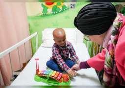 بتكلفة 4.4 مليون درهم .. جواهر القاسمي توجه بتجهيز غرفتي عمليات بمستشفى لعلاج السرطان بمدينة بيشاور الباكستانية
