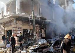 Over 10 People Killed, 53 Injured in Car Bomb Blast in Syria's Aleppo - Source