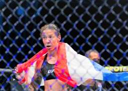 First-ever UFC women's main event in Abu Dhabi set to inspire new generation of female athletes