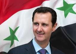 Assad Considers Russia-Turkey-US Supervision of Idlib Ceasefire Not Efficient
