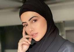 Indian film Star Sana Khan quits showbiz to follow the path of her creator
