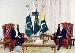 There is a big difference between situations in liberated and occupied Kashmir, AJK President