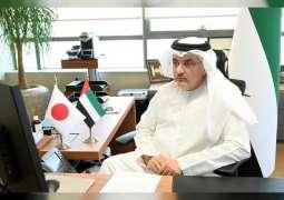 مجلس أبوظبي اليابان الاقتصادي يعقد دورته السابعة عبر تقنية الاتصال المرئي