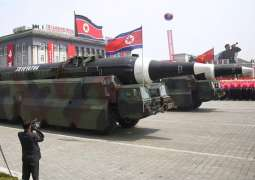 North Korea Showcases Latest Weapons Systems at Massive Military Parade