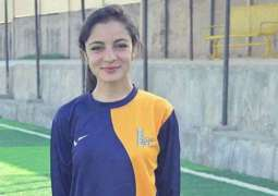 US magazine Forbes names Pakistani Footballer among 30 under 30