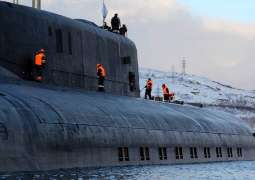 Russian Submarine Orel Hits Surface Target in Barents Sea With Granit Missile - Navy