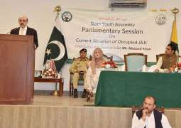 Every street, corner should be turned into Kashmir forum: AJK President