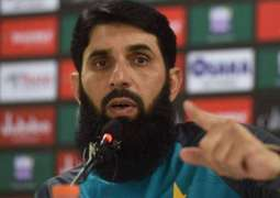 Misbah-ul-Haq decides to step down as Pakistan's Chief selector