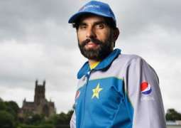 Misbah to step down from chief selector's role to focus on coaching