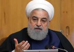 Iran to Enjoy Free Arms Trade Under Nuclear Deal Starting on Sunday - President