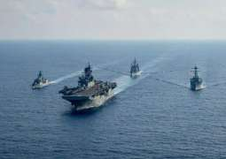 China Says US Navy Destroyer Transit Undermines Taiwan Strait Stability
